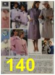 1984 Sears Spring Summer Catalog, Page 140