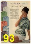 1961 Sears Spring Summer Catalog, Page 93