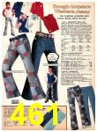 1977 Sears Fall Winter Catalog, Page 461