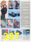 1989 Sears Home Annual Catalog, Page 387