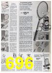 1967 Sears Spring Summer Catalog, Page 696