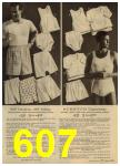 1965 Sears Spring Summer Catalog, Page 607