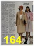 1984 Sears Spring Summer Catalog, Page 164