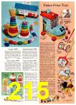1964 Montgomery Ward Christmas Book, Page 215