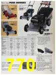 1989 Sears Home Annual Catalog, Page 770