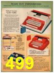 1974 Sears Christmas Book, Page 499