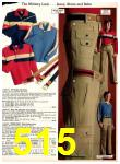 1978 Sears Fall Winter Catalog, Page 515