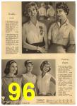 1960 Sears Spring Summer Catalog, Page 96