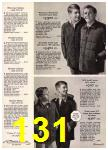 1965 Sears Fall Winter Catalog, Page 131