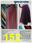 1985 Sears Spring Summer Catalog, Page 152
