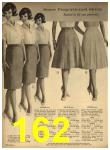 1962 Sears Spring Summer Catalog, Page 162