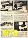 1949 Sears Spring Summer Catalog, Page 675