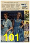 1961 Sears Spring Summer Catalog, Page 101