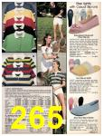 1981 Sears Spring Summer Catalog, Page 265