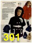 1972 Sears Fall Winter Catalog, Page 301