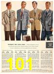 1949 Sears Spring Summer Catalog, Page 101