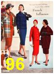1958 Sears Fall Winter Catalog, Page 96