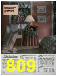 1991 Sears Fall Winter Catalog, Page 809