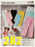 1987 Sears Spring Summer Catalog, Page 282
