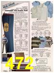 1982 Sears Fall Winter Catalog, Page 472