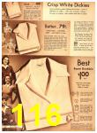 1942 Sears Spring Summer Catalog, Page 116