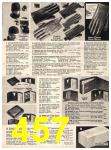 1973 Sears Fall Winter Catalog, Page 457