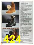 1986 Sears Fall Winter Catalog, Page 424