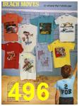 1988 Sears Spring Summer Catalog, Page 496