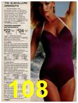1981 Sears Spring Summer Catalog, Page 108