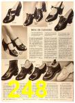 1956 Sears Fall Winter Catalog, Page 248