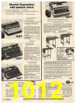 1974 Sears Spring Summer Catalog, Page 1012