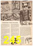 1955 Sears Christmas Book, Page 245