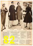 1958 Sears Fall Winter Catalog, Page 82