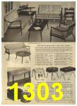 1960 Sears Spring Summer Catalog, Page 1303