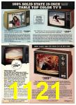 1975 Sears Fall Winter Catalog, Page 1121