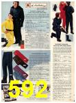 1973 Sears Fall Winter Catalog, Page 592