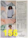 1991 Sears Spring Summer Catalog, Page 156
