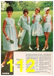 1964 Sears Spring Summer Catalog, Page 112