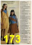 1980 Sears Fall Winter Catalog, Page 173