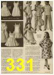 1959 Sears Spring Summer Catalog, Page 331