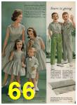 1962 Sears Spring Summer Catalog, Page 66