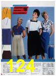 1986 Sears Spring Summer Catalog, Page 124