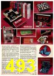 1981 Montgomery Ward Christmas Book, Page 493