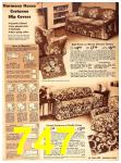 1942 Sears Spring Summer Catalog, Page 747