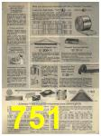 1965 Sears Fall Winter Catalog, Page 751
