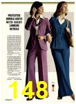 1974 Sears Fall Winter Catalog, Page 148