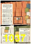 1969 Sears Fall Winter Catalog, Page 1037