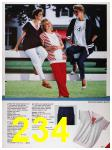 1986 Sears Spring Summer Catalog, Page 234