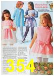 1972 Sears Spring Summer Catalog, Page 354