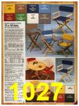1986 Sears Spring Summer Catalog, Page 1027